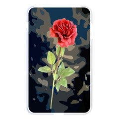 Long Stem Rose Memory Card Reader (rectangular) by Rbrendes