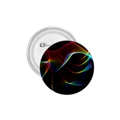 Imagine, Through The Abstract Rainbow Veil 1 75  Button by DianeClancy