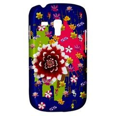 Flower Bunch Samsung Galaxy S3 Mini I8190 Hardshell Case by Rbrendes
