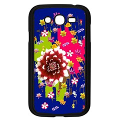 Flower Bunch Samsung Galaxy Grand Duos I9082 Case (black) by Rbrendes