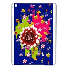 Flower Bunch Apple Ipad Air Hardshell Case by Rbrendes
