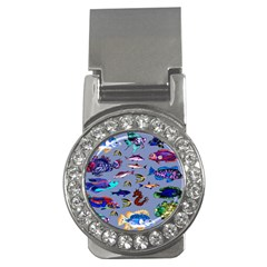Fishy Money Clip (cz)