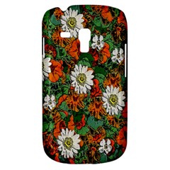 Flowers Samsung Galaxy S3 Mini I8190 Hardshell Case by Rbrendes