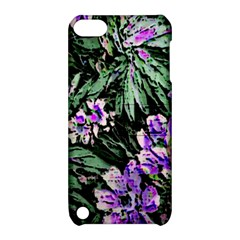Garden Greens Apple Ipod Touch 5 Hardshell Case With Stand