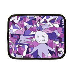 Fms Confusion Netbook Sleeve (small) by FunWithFibro