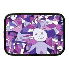 Fms Confusion Netbook Sleeve (medium) by FunWithFibro