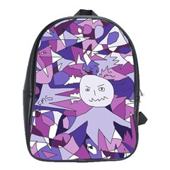 Fms Confusion School Bag (large)