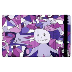 Fms Confusion Apple Ipad 3/4 Flip Case by FunWithFibro