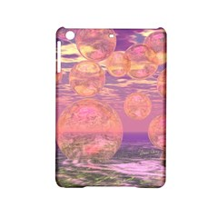 Glorious Skies, Abstract Pink And Yellow Dream Apple Ipad Mini 2 Hardshell Case by DianeClancy