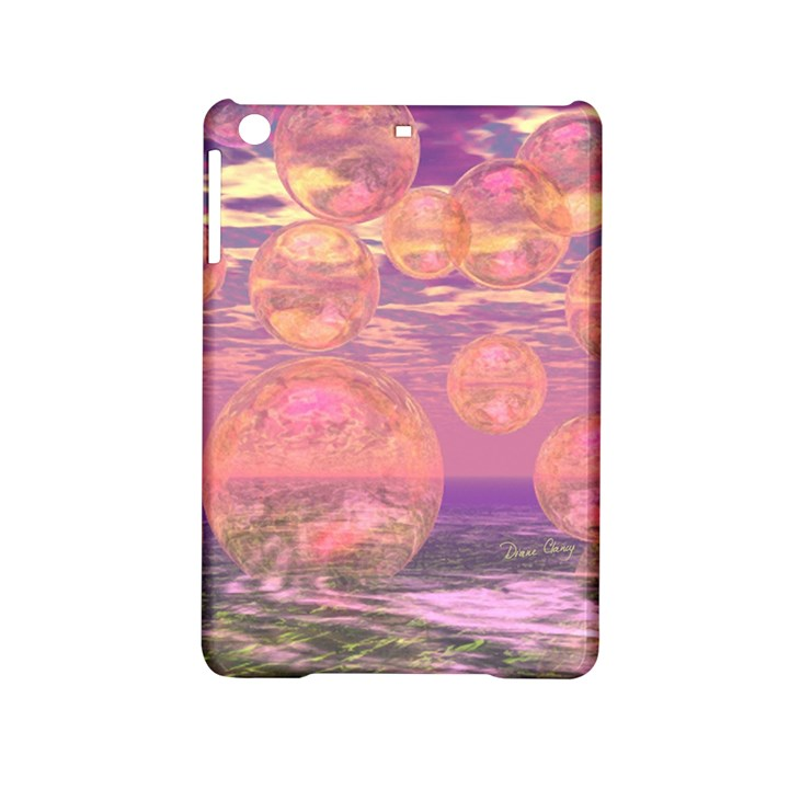 Glorious Skies, Abstract Pink And Yellow Dream Apple iPad Mini 2 Hardshell Case