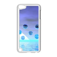 Moonlight Wonder, Abstract Journey To The Unknown Apple Ipod Touch 5 Case (white) by DianeClancy