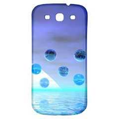 Moonlight Wonder, Abstract Journey To The Unknown Samsung Galaxy S3 S Iii Classic Hardshell Back Case by DianeClancy