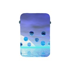 Moonlight Wonder, Abstract Journey To The Unknown Apple Ipad Mini Protective Sleeve