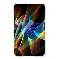 Aurora Ribbons, Abstract Rainbow Veils  Memory Card Reader (rectangular) by DianeClancy