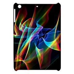 Aurora Ribbons, Abstract Rainbow Veils  Apple Ipad Mini Hardshell Case by DianeClancy