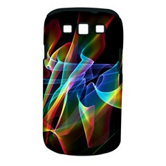 Aurora Ribbons, Abstract Rainbow Veils  Samsung Galaxy S Iii Classic Hardshell Case (pc+silicone) by DianeClancy