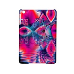 Cosmic Heart Of Fire, Abstract Crystal Palace Apple Ipad Mini 2 Hardshell Case by DianeClancy