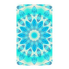 Blue Ice Goddess, Abstract Crystals Of Love Memory Card Reader (rectangular)