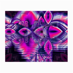 Rose Crystal Palace, Abstract Love Dream  Glasses Cloth (small) by DianeClancy