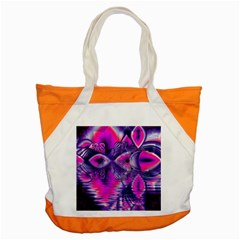 Rose Crystal Palace, Abstract Love Dream  Accent Tote Bag by DianeClancy