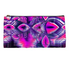 Rose Crystal Palace, Abstract Love Dream  Pencil Case by DianeClancy
