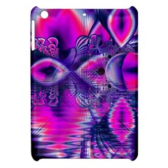 Rose Crystal Palace, Abstract Love Dream  Apple Ipad Mini Hardshell Case by DianeClancy