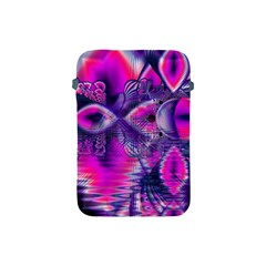 Rose Crystal Palace, Abstract Love Dream  Apple Ipad Mini Protective Sleeve by DianeClancy