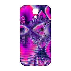 Rose Crystal Palace, Abstract Love Dream  Samsung Galaxy S4 I9500/i9505  Hardshell Back Case by DianeClancy