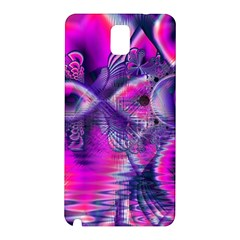 Rose Crystal Palace, Abstract Love Dream  Samsung Galaxy Note 3 N9005 Hardshell Back Case by DianeClancy
