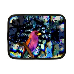 Bird Netbook Sleeve (small) by Rbrendes