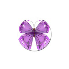 Purple Awareness Butterfly Golf Ball Marker 10 Pack by FunWithFibro
