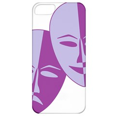 Comedy & Tragedy Of Chronic Pain Apple Iphone 5 Classic Hardshell Case by FunWithFibro