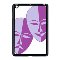Comedy & Tragedy Of Chronic Pain Apple Ipad Mini Case (black) by FunWithFibro