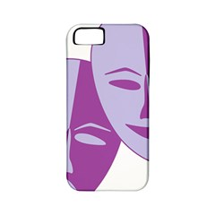 Comedy & Tragedy Of Chronic Pain Apple Iphone 5 Classic Hardshell Case (pc+silicone) by FunWithFibro