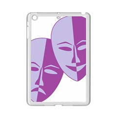 Comedy & Tragedy Of Chronic Pain Apple Ipad Mini 2 Case (white) by FunWithFibro