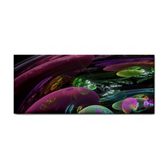 Creation Of The Rainbow Galaxy, Abstract Hand Towel