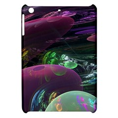 Creation Of The Rainbow Galaxy, Abstract Apple Ipad Mini Hardshell Case by DianeClancy