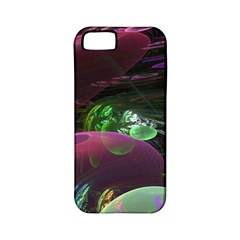 Creation Of The Rainbow Galaxy, Abstract Apple Iphone 5 Classic Hardshell Case (pc+silicone) by DianeClancy
