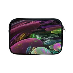 Creation Of The Rainbow Galaxy, Abstract Apple Ipad Mini Zippered Sleeve by DianeClancy