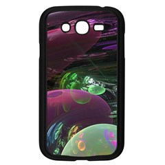 Creation Of The Rainbow Galaxy, Abstract Samsung Galaxy Grand Duos I9082 Case (black) by DianeClancy