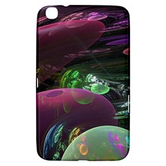 Creation Of The Rainbow Galaxy, Abstract Samsung Galaxy Tab 3 (8 ) T3100 Hardshell Case  by DianeClancy