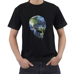 Mother Is Dying Men s T Shirt (black) by Contest1897106