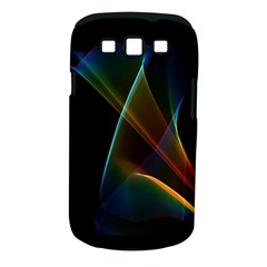 Abstract Rainbow Lily, Colorful Mystical Flower  Samsung Galaxy S Iii Classic Hardshell Case (pc+silicone) by DianeClancy