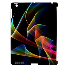 Crystal Rainbow, Abstract Winds Of Love  Apple Ipad 3/4 Hardshell Case (compatible With Smart Cover) by DianeClancy