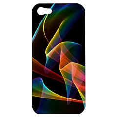Crystal Rainbow, Abstract Winds Of Love  Apple Iphone 5 Hardshell Case by DianeClancy