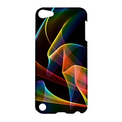 Crystal Rainbow, Abstract Winds Of Love  Apple Ipod Touch 5 Hardshell Case by DianeClancy