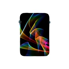 Crystal Rainbow, Abstract Winds Of Love  Apple Ipad Mini Protective Sleeve by DianeClancy