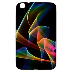 Crystal Rainbow, Abstract Winds Of Love  Samsung Galaxy Tab 3 (8 ) T3100 Hardshell Case  by DianeClancy