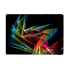 Dancing Northern Lights, Abstract Summer Sky  Apple Ipad Mini Flip Case by DianeClancy