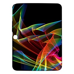 Dancing Northern Lights, Abstract Summer Sky  Samsung Galaxy Tab 3 (10 1 ) P5200 Hardshell Case